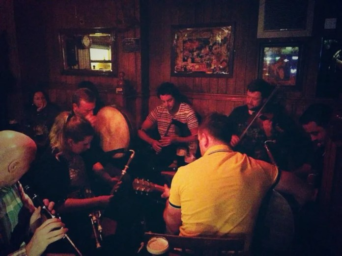 MAdden's Bar Belfast