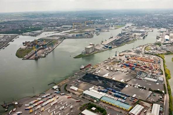 Belfast Harbour ii
