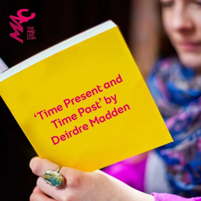 Book Club image - Time Present and Time Past by Deirdre Madden