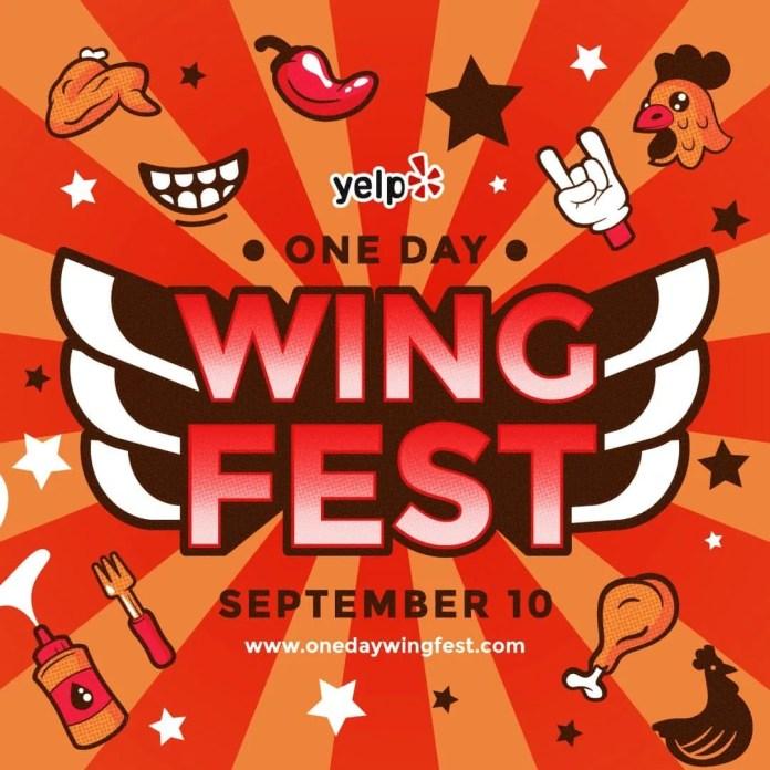 Yelp Wing Fest