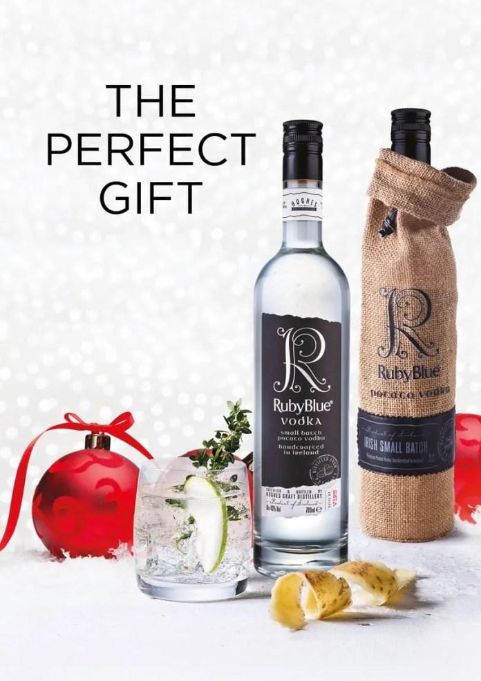 Rubyblue Vodka Christmas