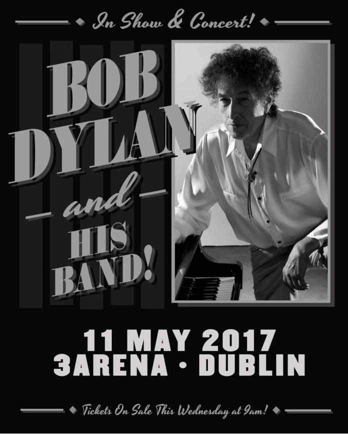 Bob Dylan Dublin
