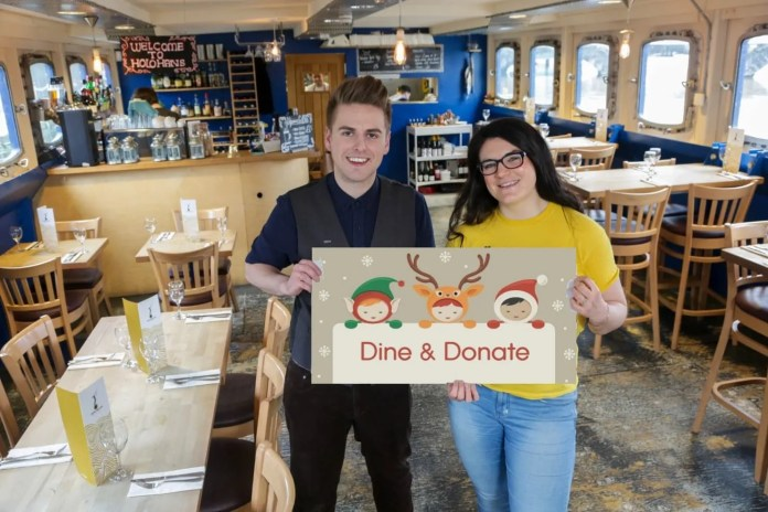 Local award-winning restaurant chain, Holohan's have announced their support for Cancer Fund for Children, by taking part in the charity's Dine & Donate campaign this year.  Holohan's will be asking their diners to show their generosity by making a donation to Cancer Fund for Children at the end of their meal.  In 2015, customers at the restaurant chain in Belfast raised £300 through the campaign, and then the owners matched what they had raised.  This year they hope to raise even more to support local children living with cancer.  For more information on Dine and Donate and to see a full list of local participating restaurants, visit www.cancerfundforchildren.com