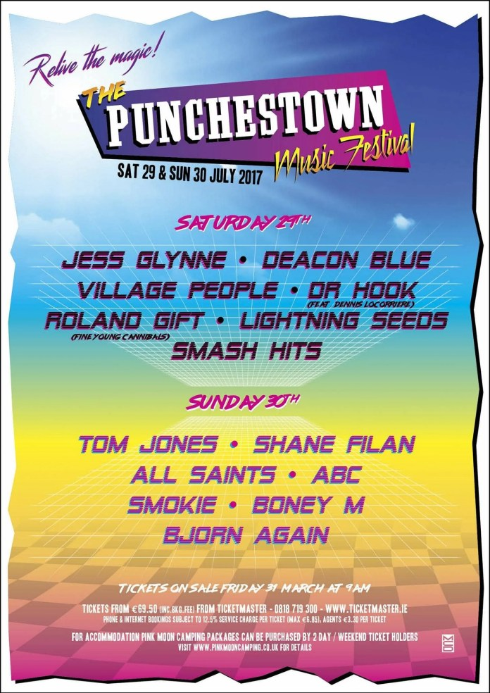 The Punchestown Music Festival Lovebelfast
