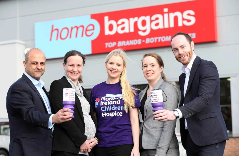 Home Bargains Announce Charity Partnership With Northern