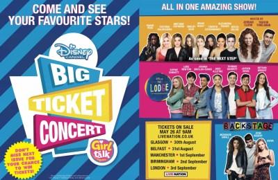 The Big Ticket LoveBelfast