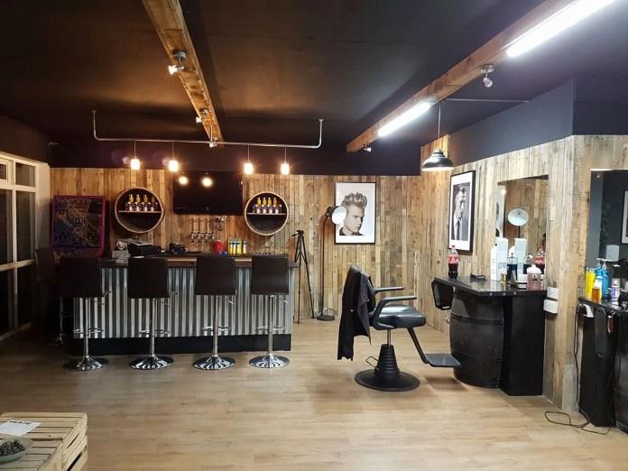 Gentleman Jack's Barber Bangor
