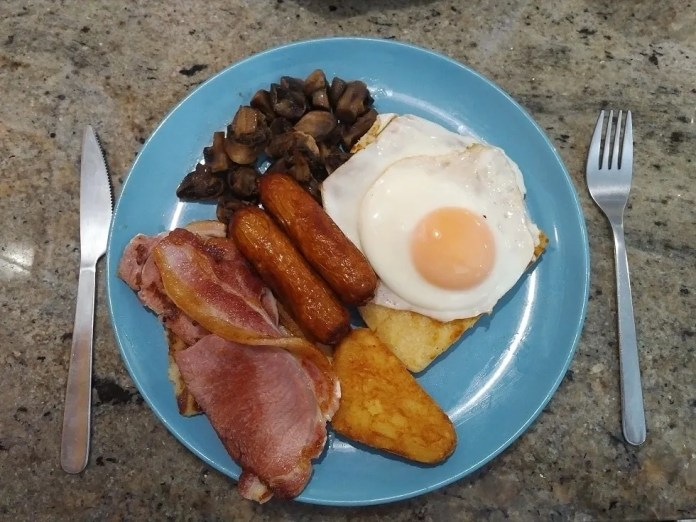 Ulster Fry The Other Place