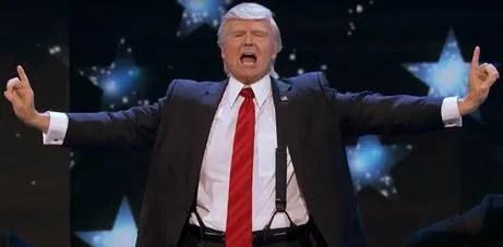 Singing Donald Trump
