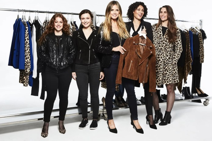 Esmara by Heidi Klum_Heidi designs fashion for all women! Key piece - the real leather jacket