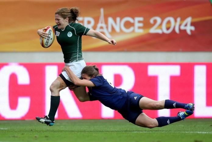 Grace Davitt Women's World Cup