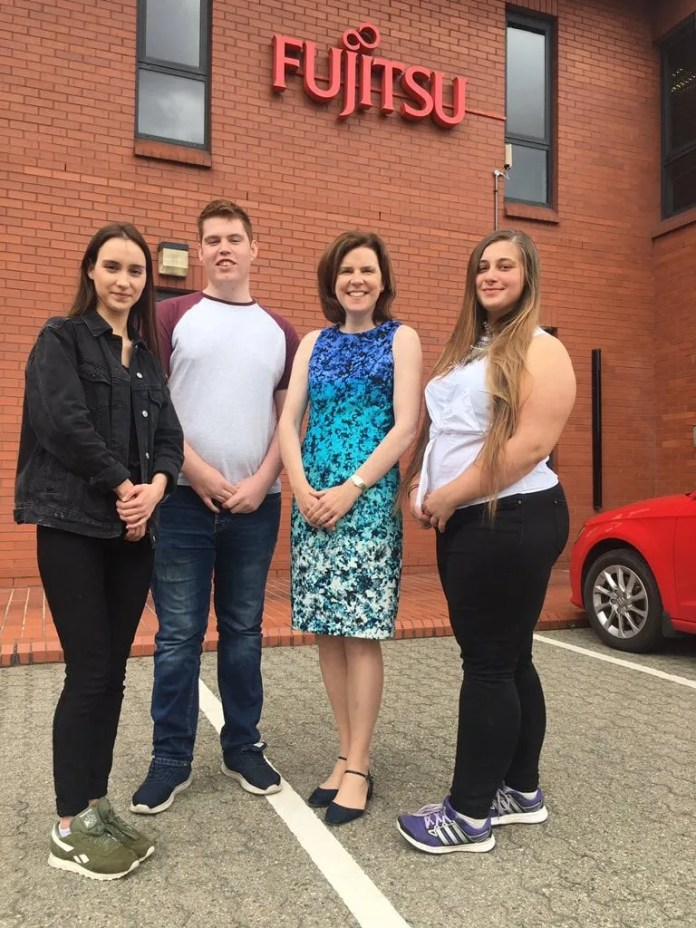 Local students in line for top STEM award