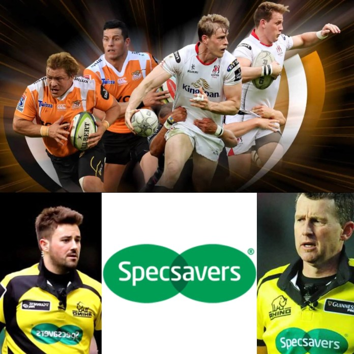 Ulster Rugby Specsavers