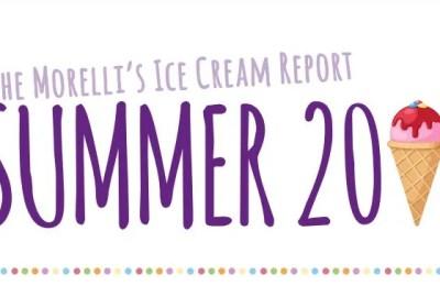 Morelli's Ice Cream Report for summer 2017