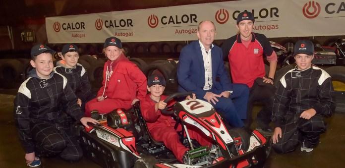Eddie Irvine Sports Centre powered for success with Calor