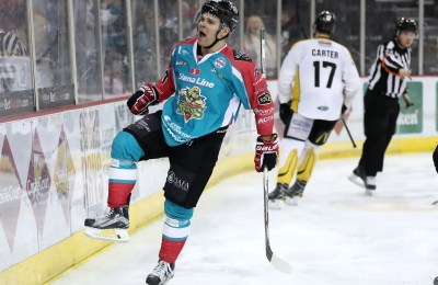 David Rutherford Belfast Giants