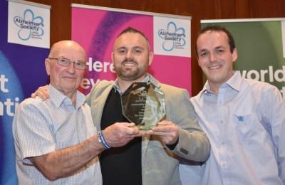 Dementia friendly awards