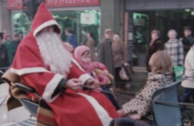 Belfast Christmas 1977