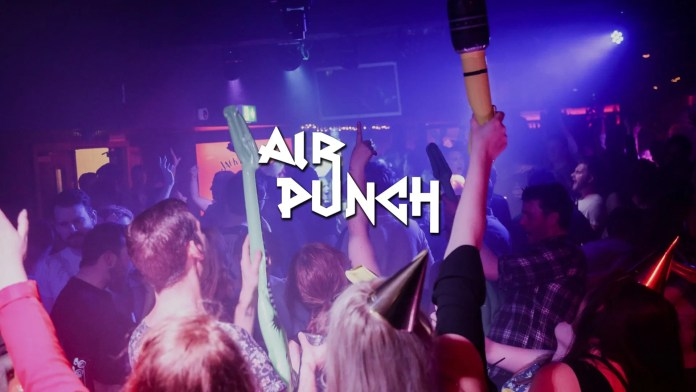 Air Punch returns to Mandela Hall this Friday 22nd December