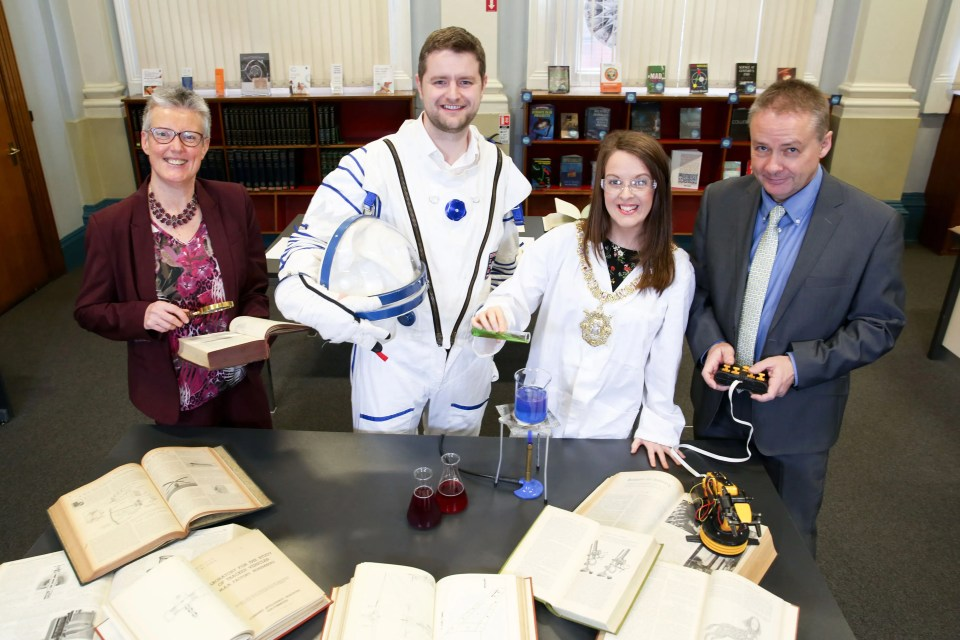 NI Science Festival launches out of this world programme for 2018