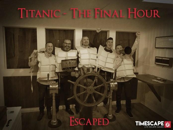 Timescape Live Escape Rooms