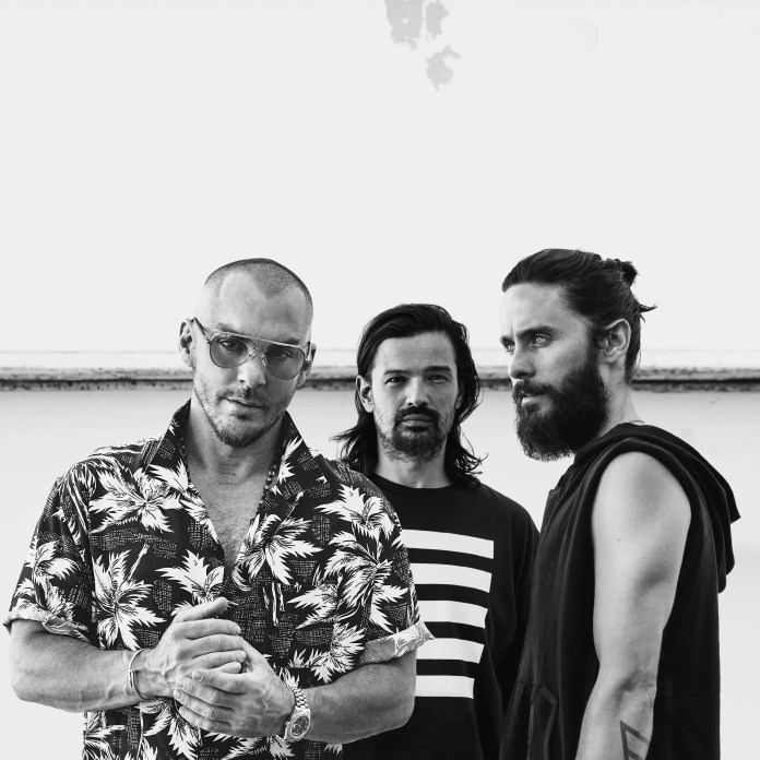 THIRTY SECONDS TO MARS: THE SSE ARENA, BELFAST - 29 MAY