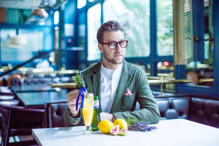 Federico Riezzo - Global Brand Ambassador for Peroni 3