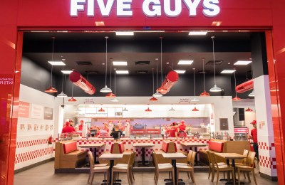 Nando's and Five Guys to open at the popular Craigavon retail complex later this year