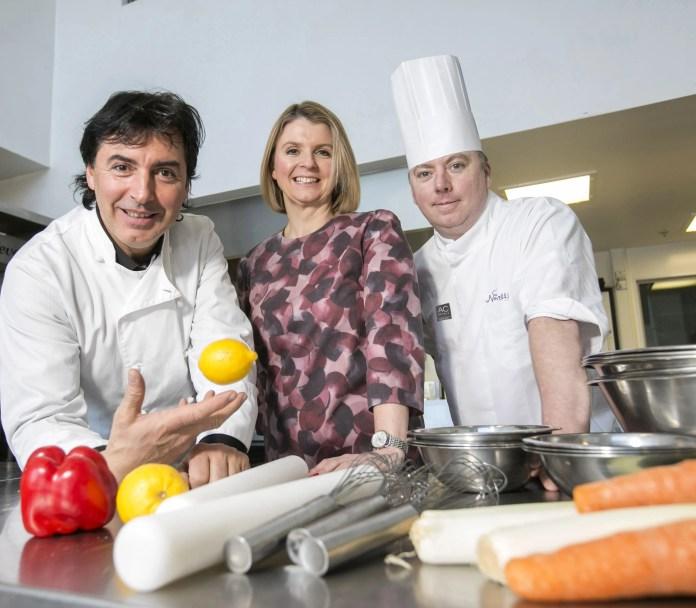 Jean-Christophe Novelli Names His Belfast 'Grand Chef' 003