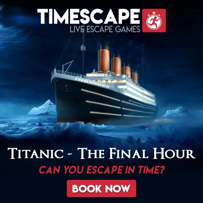 Timescape Live Escape Room