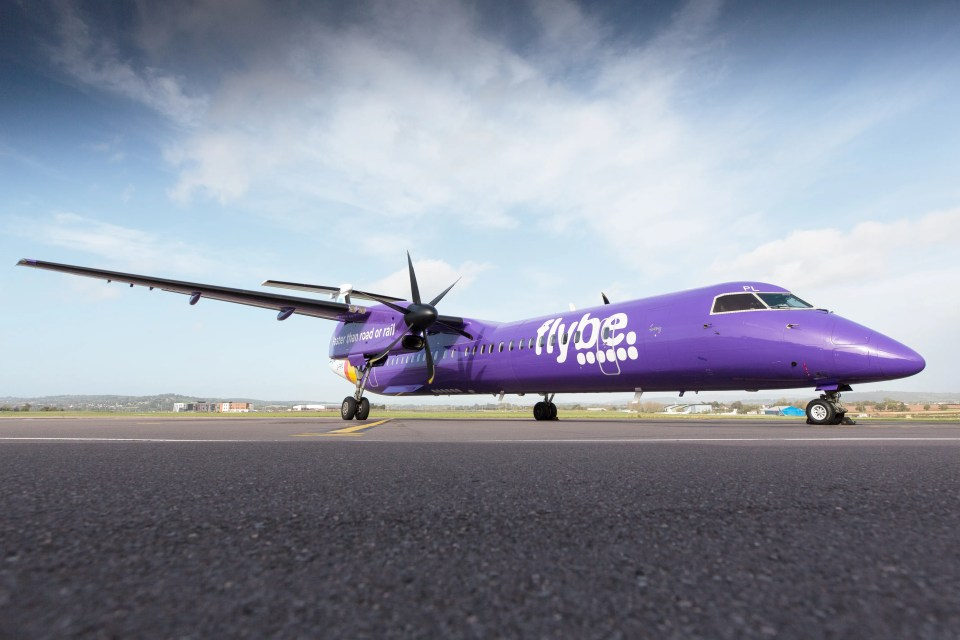 Flybe Boosts London Connection