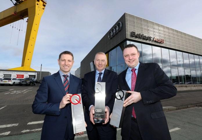 Belfast and Portadown Audi