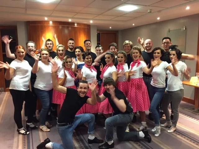 Baker McKenzie's Dancing Stars raise over £20k for Cancer Focus NI