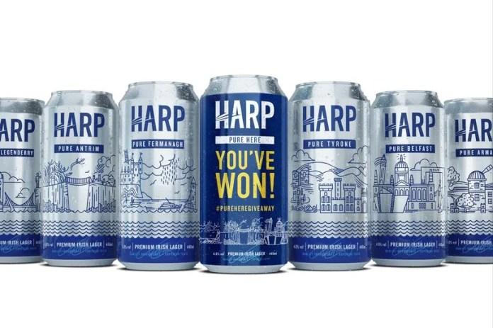 Harp PURE HERE GIVEAWAY