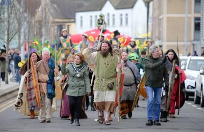 St Patricks day Armagh