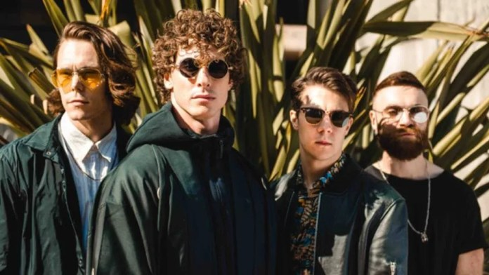 English Rock Band - Don Broco