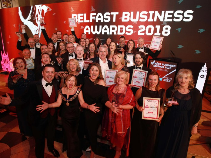 Belfast Business Awards 2018