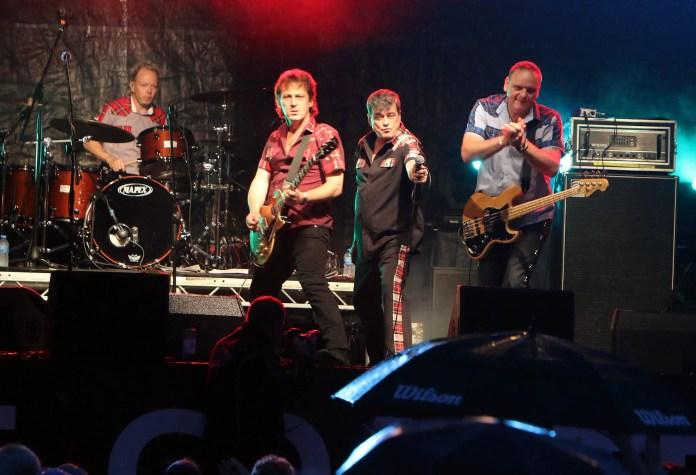 Bay City Rollers, Glenarm Castle, 25 May: www.glenarmcastle.com