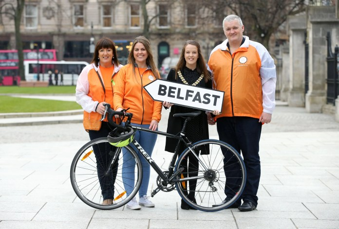 Cycle Against Suicide's annual cycle launch