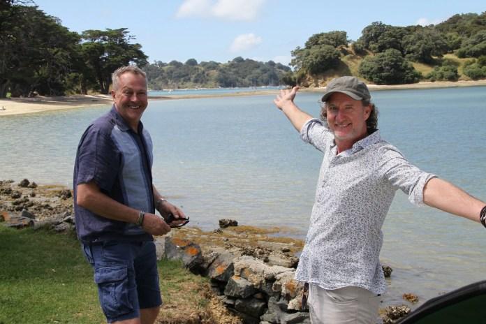 Paul and Nick Bay of Plenty 2