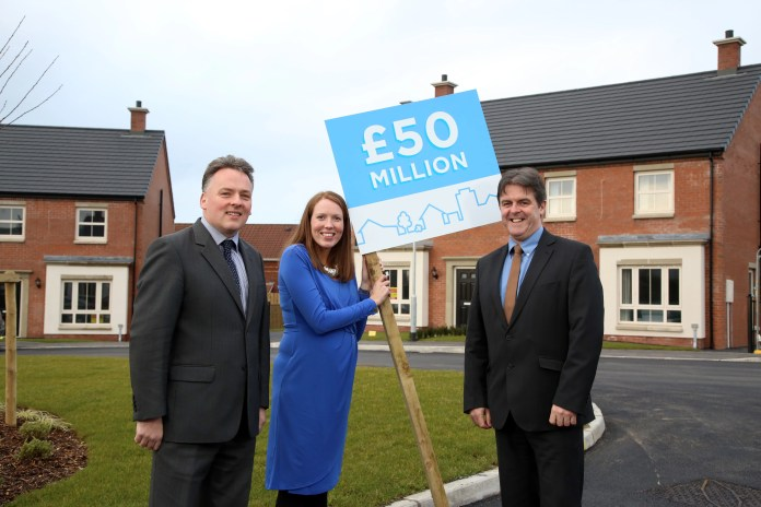 12 of 35,650 Radius Housing and Barclays announce £50 million funding package