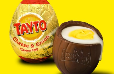 Tayto Easter Egg