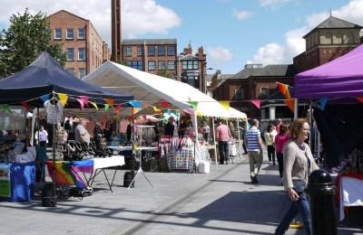 Folktown Market Belfast