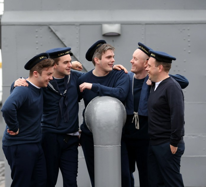 Experience a WWI play on board one of Belfast's most unique historical settings