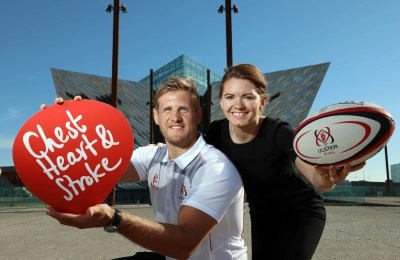 Rugby Legend Chris Henry Launches his Testimonial Year