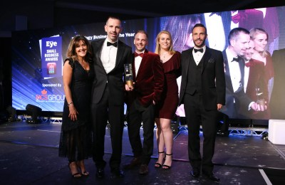 Belfast Based Businesses Triumph At BEFTAs