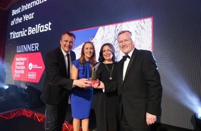Fortieth Anniversary Tourism Awards Celebrate Belfast's Success