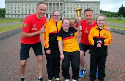 Team Ulster Torch Run