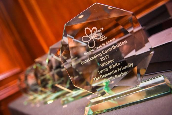 Alzheimer's Society's Northern Ireland Dementia Friendly Awards