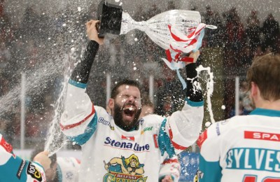 Blair Riley Belfast Giants